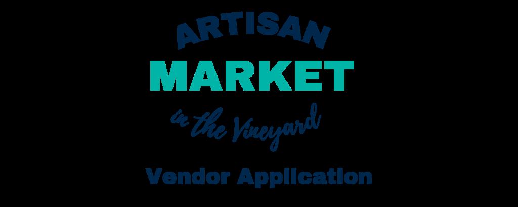 Artisan Market in the Vineyards logo